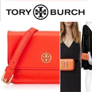 ♥️CLUTCH-SLING-BELT BAG: TORY B ROBINSON MINI NWOT